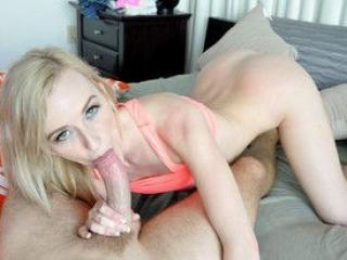 L'amatrice Skylar Green suce et baise en POV